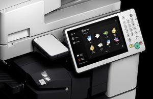 Impresoras y copiadoras de oficina